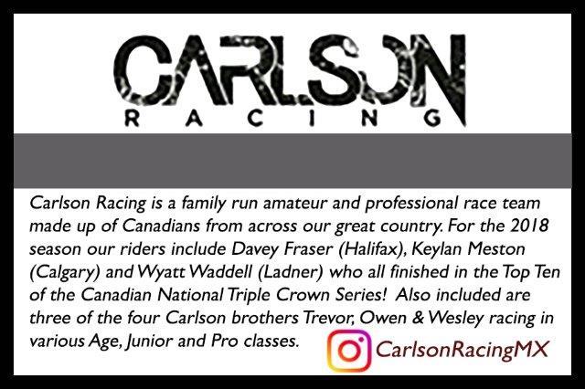 carlson racing