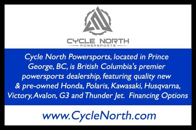 cycle north