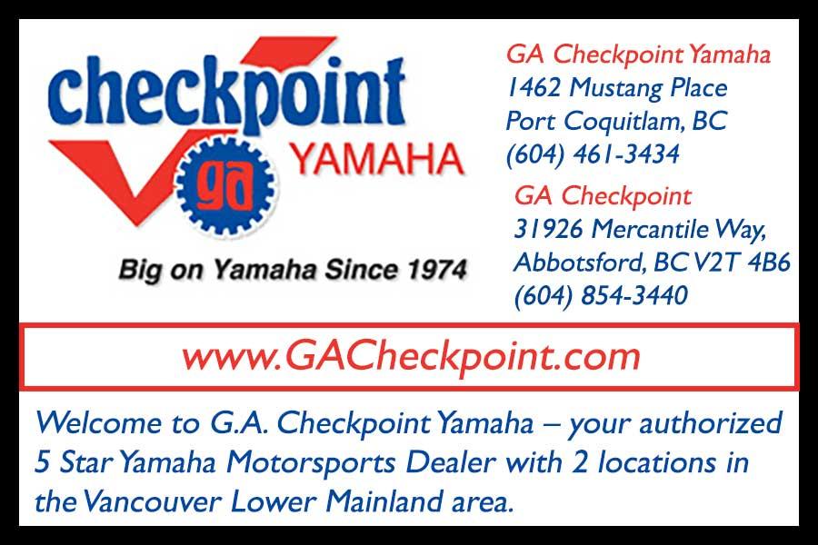 ga checkpoint yamaha