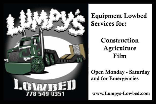 lumpys lowbed services