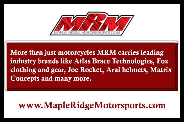 mrm maple ridge motorsports