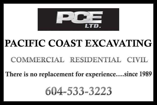 pacific coast excavating