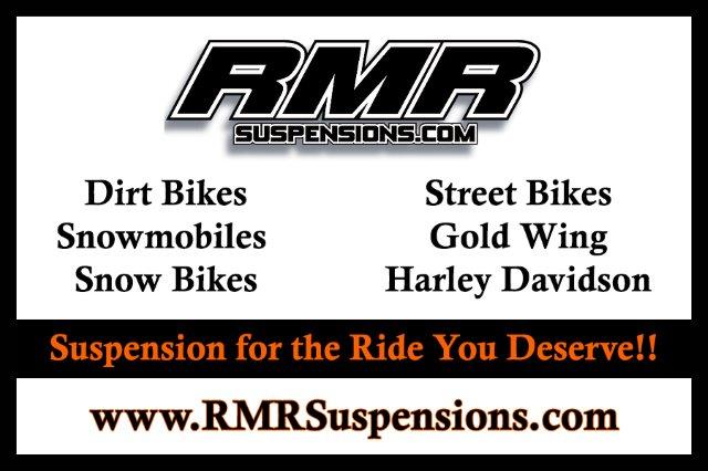 rmr suspensions