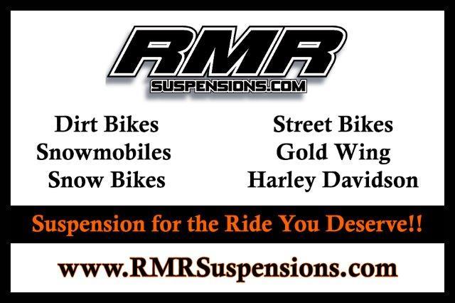 rmr suspensions