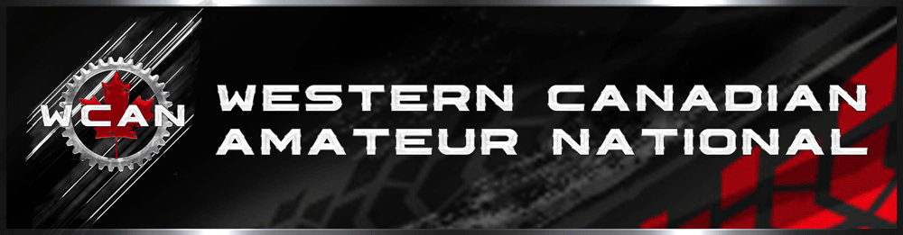 western canadian amateur nationals logo