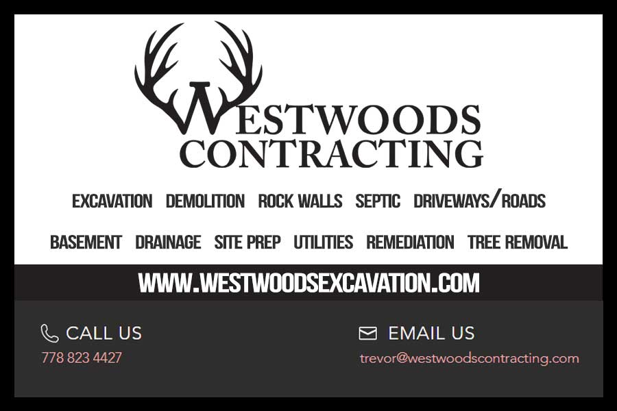 westwoods excavation contracting