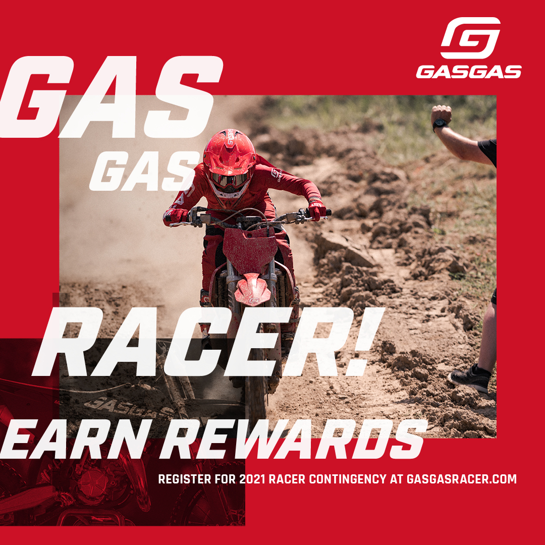 GAS GAS RACE CONTINGENCY